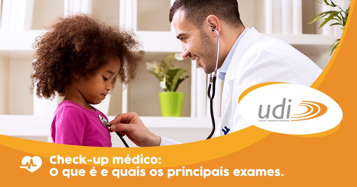 Check-up médico: O que é e quais os principais exames