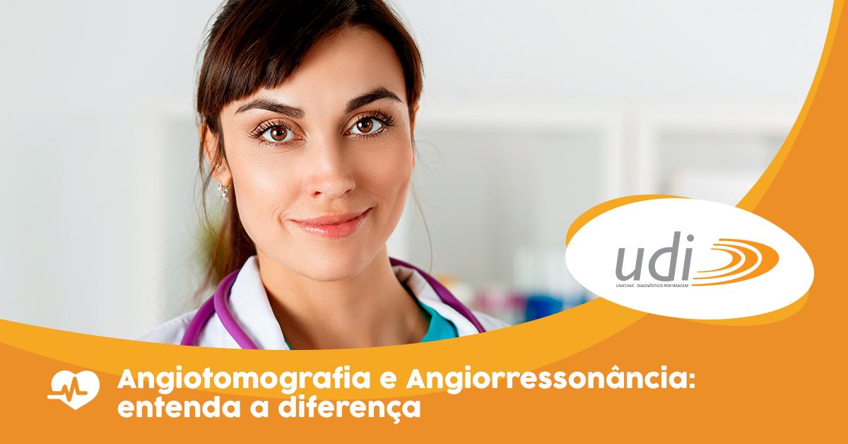 Angiotomografia e Angiorressonância: entenda a diferença